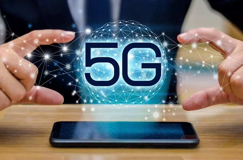 5G deve gerar US$ 22,5 bilhões em negócios B2B até 2024