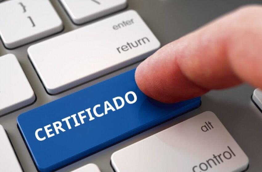 Certificado digital no setor de saúde cresce 8 vezes em um ano
