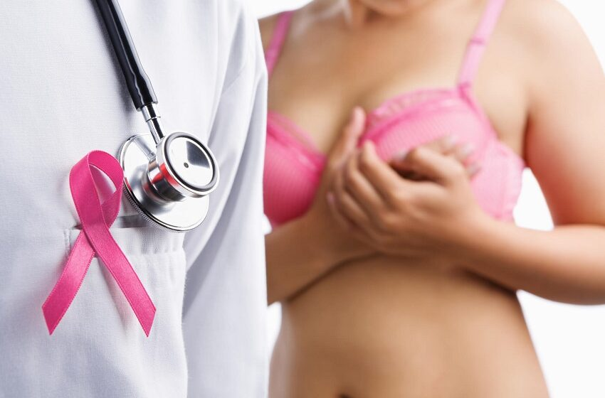 Tratamento gratuito do câncer de mama para mulheres acima de 40 anos