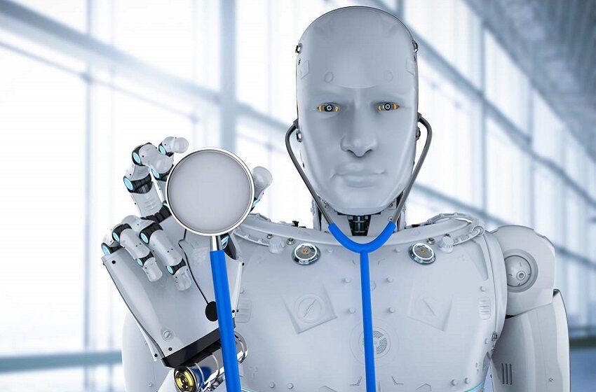 Robótica e Inteligência Artificial na Saúde