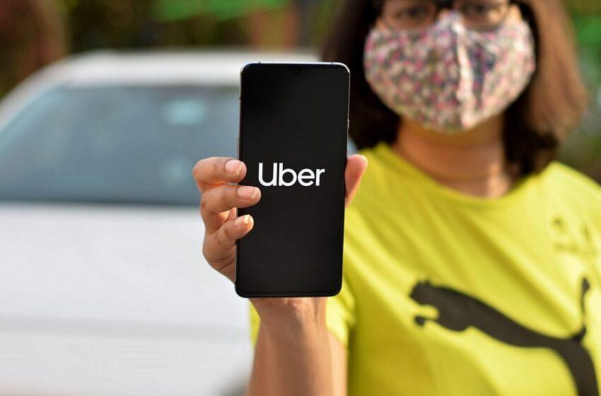 Uber pedirá selfie para verificar uso de máscaras em passageiros no Brasil
