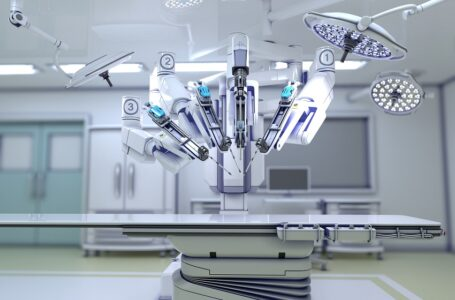 Publicação aborda técnicas de cirurgia robótica