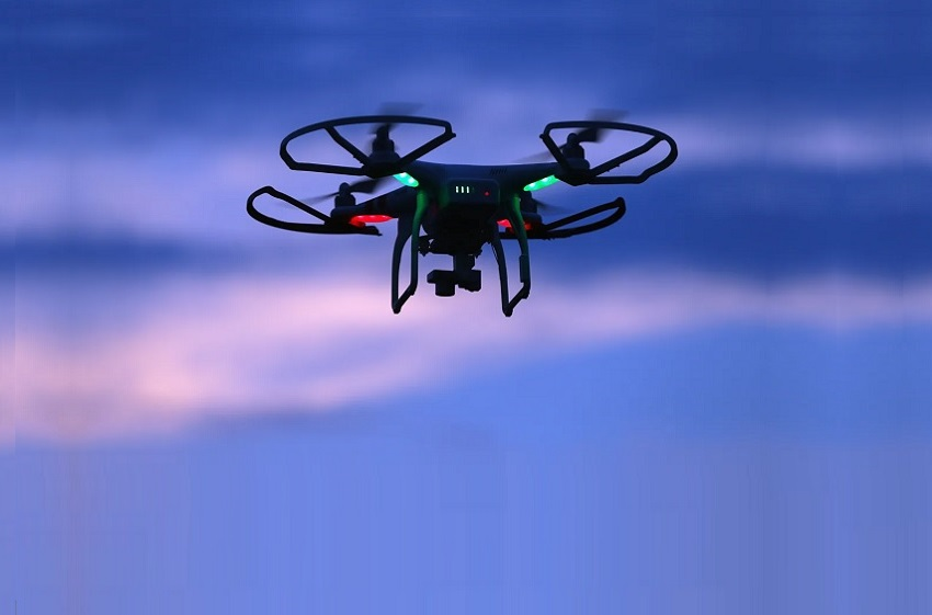 Grupo Pardini inicia testes para transportar amostras de exames por drones