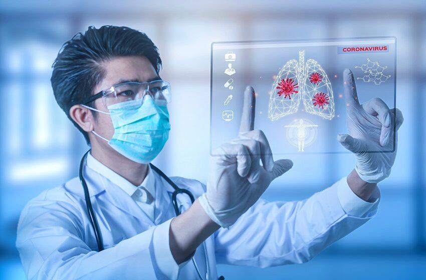 Robótica e IA no tratamento e reabilitação de pacientes com Covid-19