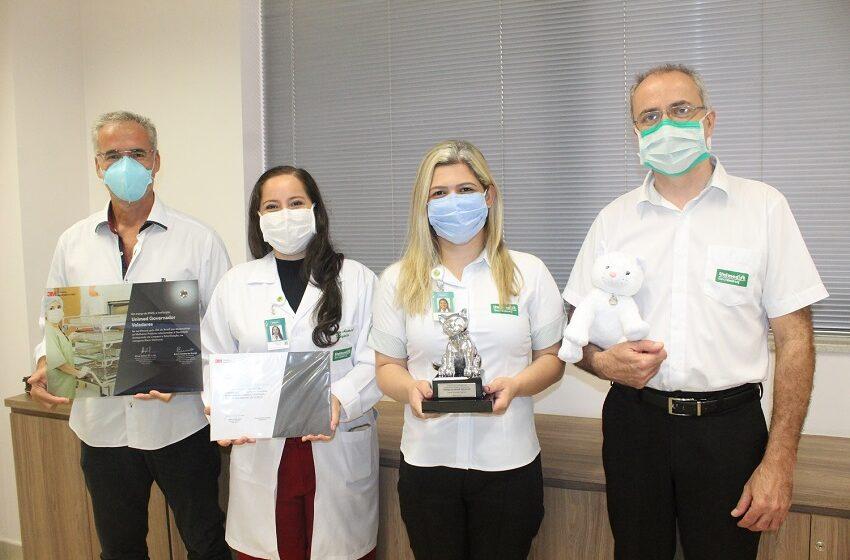 3M do Brasil certifica a Unimed Gov. Valadares por melhores práticas de esterilização
