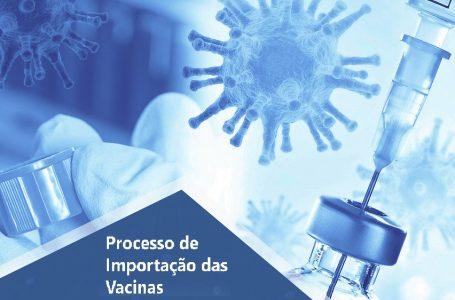 Procomex disponobiliza Cartilha de Importação de Vacinas
