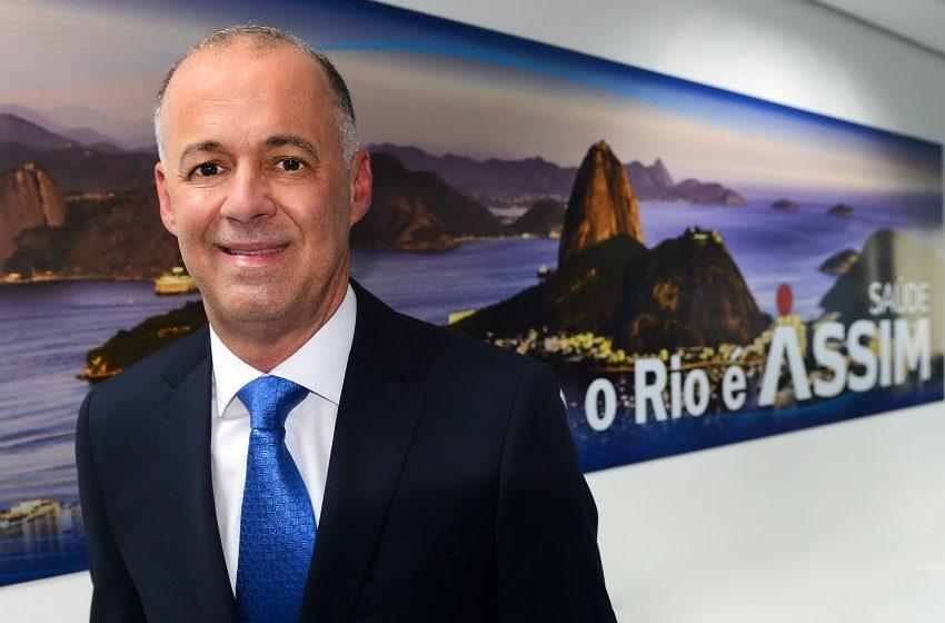 Fábio Maia assume diretoria comercial da Assim Saúde