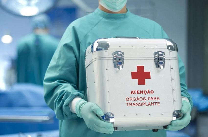 Pandemia prejudica transplante de órgãos no Brasil
