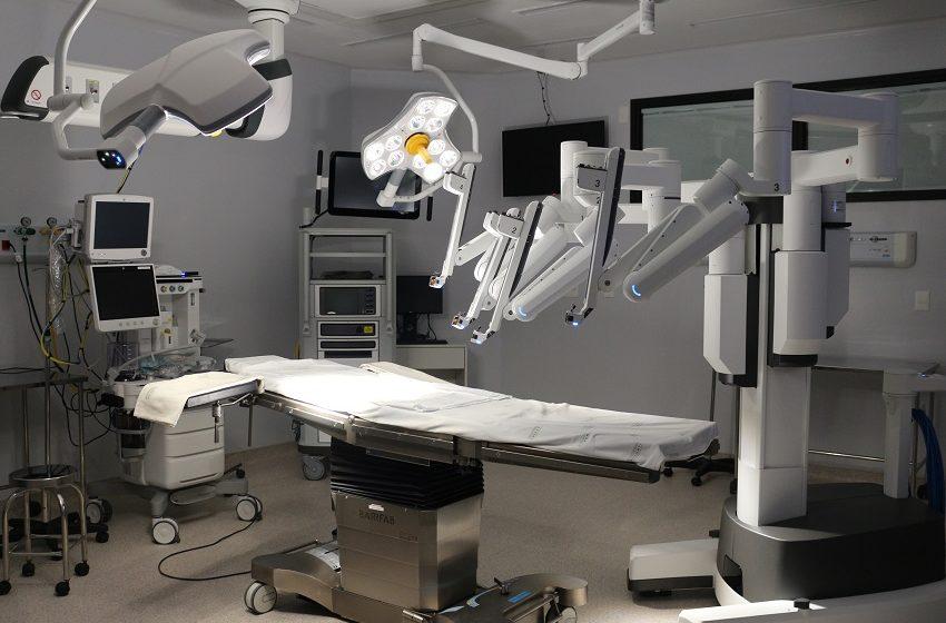 Instituto Orizonti traz ao Brasil primeiro robô Da Vinci X®