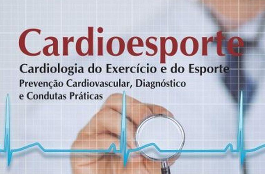 Médicos lançam livro sobre cardiologia do exercício e do esporte
