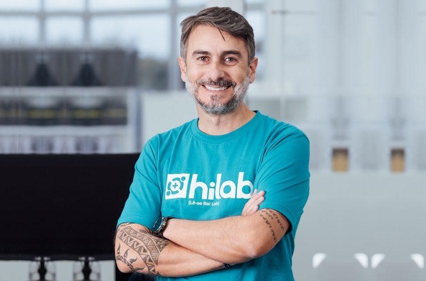 Antonio Vazquez é o novo diretor de laboratório e ciência da Hilab