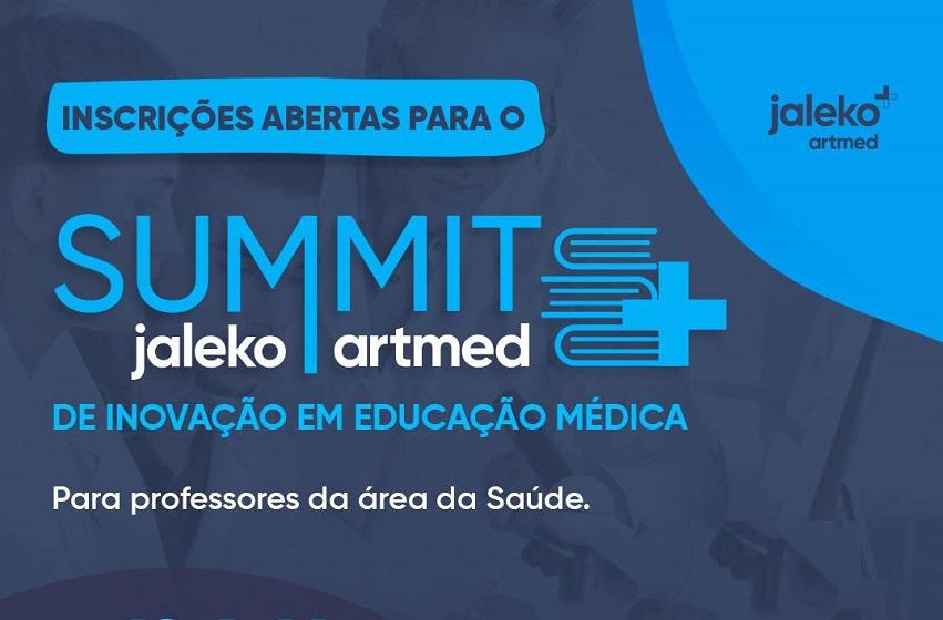 Plataforma realiza evento gratuito sobre inovação em educação médica