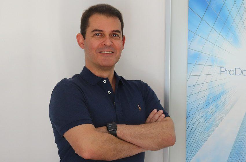 Jomar Nascimento é o novo CEO da ProDoctor