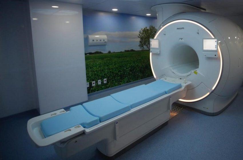 Alvorada Moema inaugura ressonância magnética de última geração