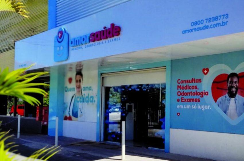 AmorSaúde dobra atendimentos e chega a 307 clínicas no país