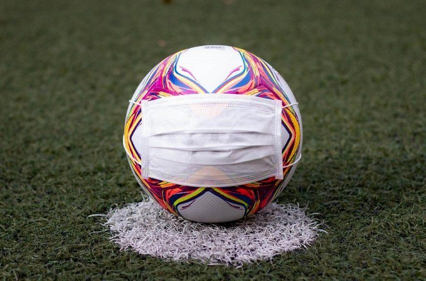 Estudo indica alta taxa de infecção de Covid-19 após retomada do futebol