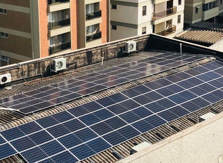 Hospital economizará 11% em energia elétrica com painéis solares