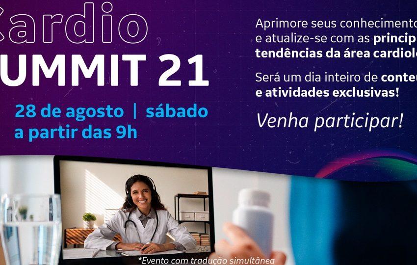 GE Healthcare promove primeira edição do CardioSummit