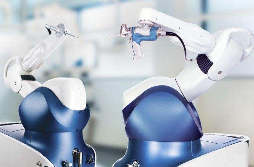 Hospital Madre Teresa adquire robô para cirurgias ortopédicas