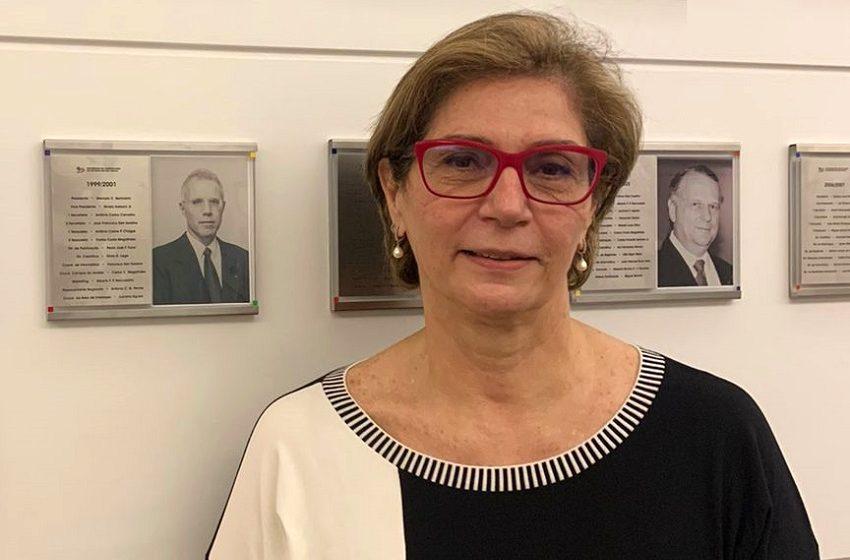 Ieda Jatene será a nova presidente da SOCESP